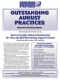 Outstanding August Practices